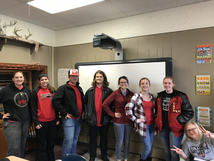 Black and Red day