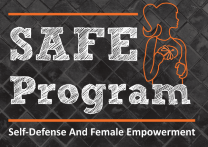 LR Safe Program - Female Self Defense