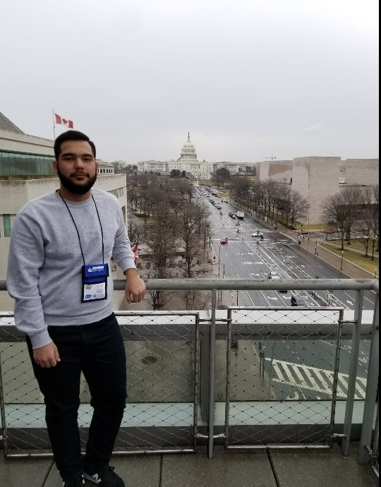 Azim in Washington D.C.